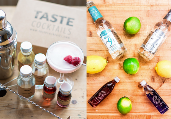 Pivoting TASTE cocktails towards a more successful subscription product